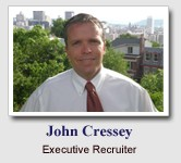 John Cressey Owner of Supply Chain Consulting Search
